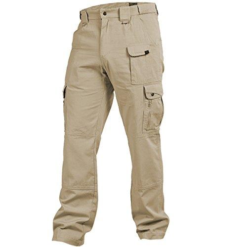 Pentagon Hommes Elgon Heavy Duty Tactique Pantalon Khaki