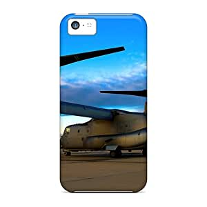 Pretty QZS15547bpGj Iphone 5c Cases Covers/ Bell Boeing V 22 Osprey Series High Quality Cases
