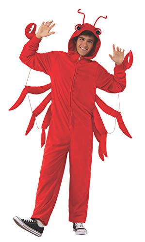 Rubie's Unisex-Adult's Opus Collection Comfy Wear Lobster Costume, As Shown, S-M - http://coolthings.us