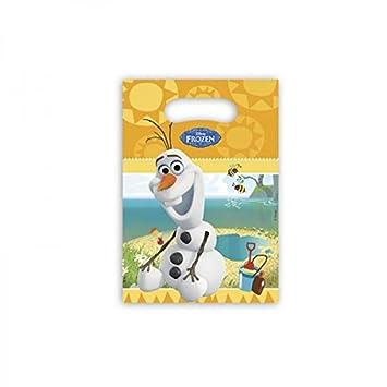 Procos S.A motivo Sacchetti regalo Disney Frozen Olaf Summer