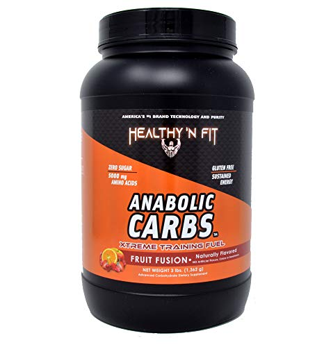 Healthy Fit Anabolic Natural Fusion