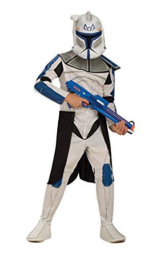 Rex - Clone Trooper - Star Wars - Kinder- Kostüm - Large - 147cm