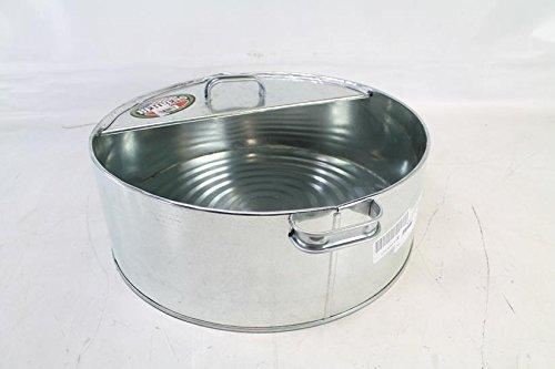 Legacy LM1200 7 US gallon galvanized drain pan