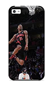 Larry B. Hornback's Shop Hot toronto raptors basketball nba (1) NBA Sports & Colleges colorful iPhone 5c cases 9780614K712043638