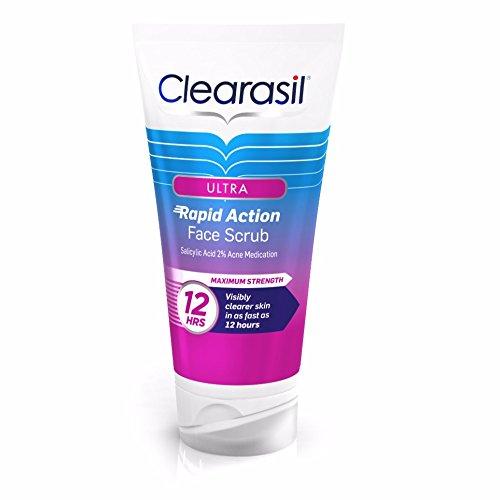 Clearasil Ultra Rapid Action Face Scrub - 2