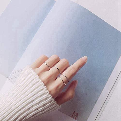 YADOCA 86 St/ück Vintage Knuckle Ring Set f/ür Frauen M/ädchen Bohemian Five Finger stapelbare Ringe Schmuck