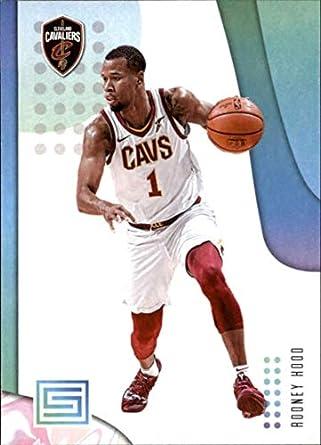 ca3d3454 2018-19 Panini Status NBA Basketball Card #66 Rodney Hood Cleveland  Cavaliers