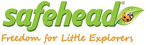 SafeheadBABY Soft Helmet for Babies Learning to Walk - Ladybird Blue