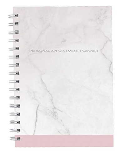 Amazon.com : Diane Spiral Binding Appointment Book (372