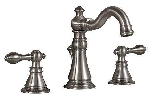 8 inch faucet nickel - 9