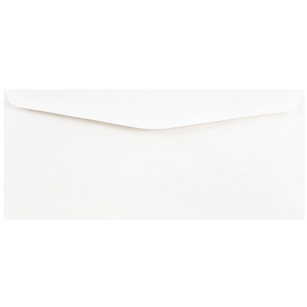 JAM Paper® A7 Invitation Envelope - 133.35mm x 184.15mm (5 1/4 x 7 1/4) - White - 25 envelopes per pack 73767