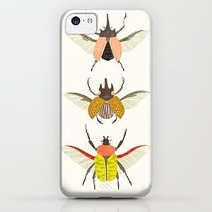 Society6 - Beetle Identification Chart iPhone & iPod Case by Smalltalkstudio
