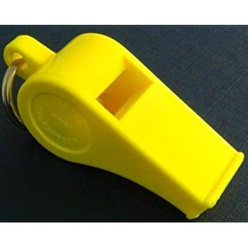 Amazon.com : Acme Thunderer 660 Yellow Whistle with