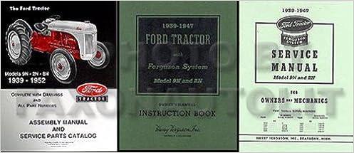 ford 9n repair manual