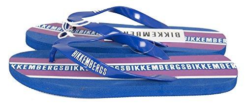 Flip-Flops für Männer und Frauen BIKKEMBERGS Artikel B6A8016 Kornblumenblau
