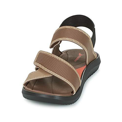 Mixte Multicolore Terrain Raider R82224 amp; 21726 Piscine Rider Plage Sandal Chanclas gris Chaussures Adulte De pwzT1P
