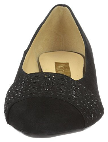 Escarpins Gabor Femme Fashion Shoes Schwarz 17 Noir HRqErSwxR
