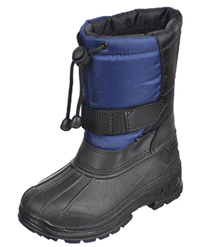 Toddler Boys Snow Boots - 2