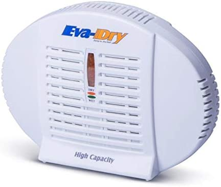 Eva-Dry E-500 Renewable Mini Wireless Dehumidifier 8 Pack