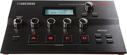 GT 001 Table Guitar Effects Processor