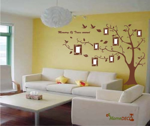 How to find the best wall decal tree facing left brown for 2020?