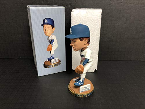 Orel Hershiser (glue residue on his back) 2012 Los Angeles Dodgers PROMOTIONAL Bobble Bobblehead SGA