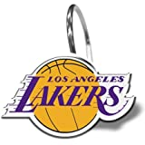 NBA Los Angeles Lakers 12-Piece Shower Curtain Ring Set (LA Lakers)