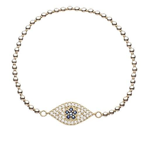 Stackable Vermeil Bracelet - 8