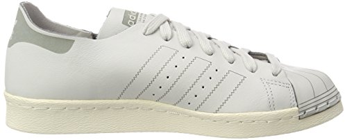 adidas Women's Superstar 80s Decon W Fitness Shoes Grey (Griuno / Griuno / Casbla 000) PMaF13W