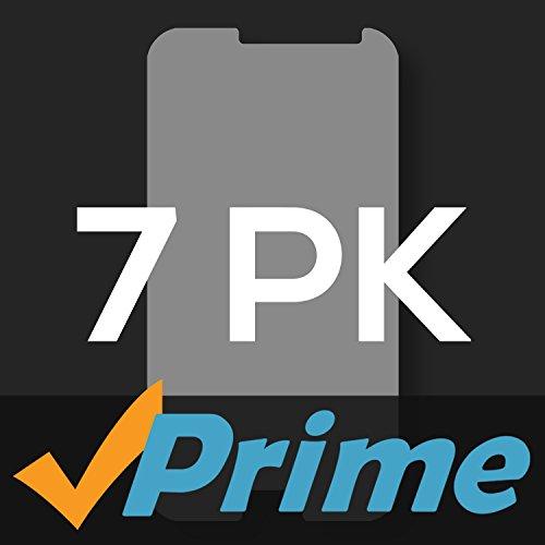 SOJITEK Nokia Lumia 530 Premium Anti-Glare Anti-fingerprint Matte Screen Protector [7-Pack] - Lifetime Replacements Warranty + Retail Packaging