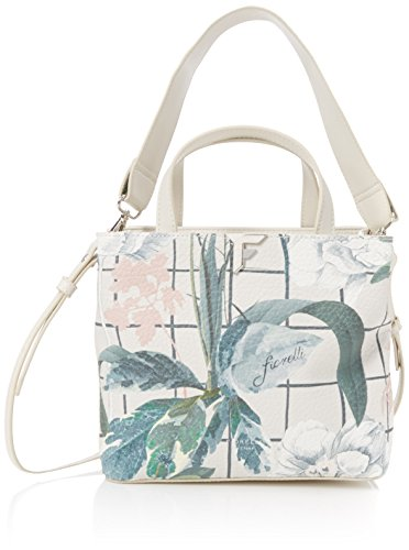 Fiorelli Women's Argyle Cross-Body Bag Multicolour (Autumn Botanical)