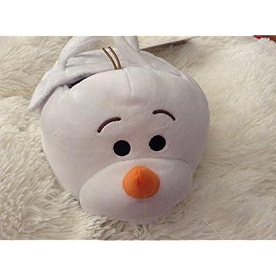 Disney Tsum Tsum OLAF BAG SET FROZEN FEVER (Includes 3.5
