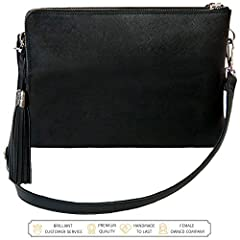 Are You Looking For an iPad Tablet Shoulder Bag or a Crossbody Bag for Travel or just a great Cross body bag for women that Combines Beauty With Brains?       Your search for the perfect combination of iPad case + Purse + Handbag and t...