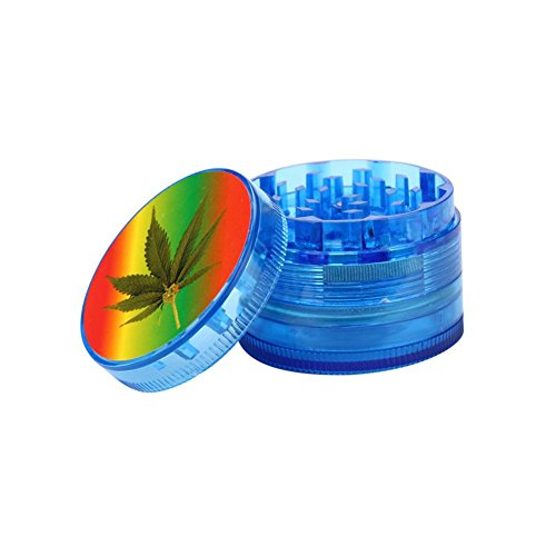 small plastic grinder - 4