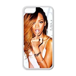 Rihanna Hard Case Covery Skin for iphone 5c