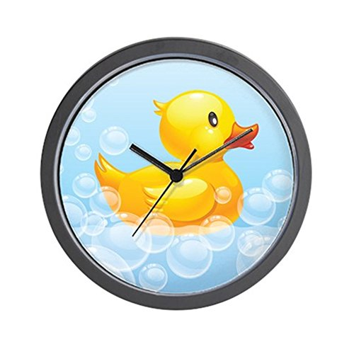 CafePress - Duck in Bubbles - Unique Decorative 10