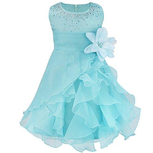 Madchen kleider in blau