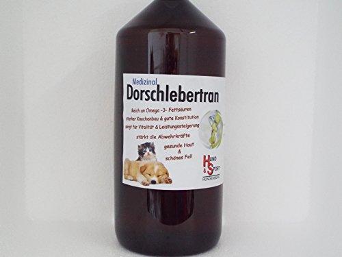 Hungenberg's Medizinal-Dorschlebertran Liter