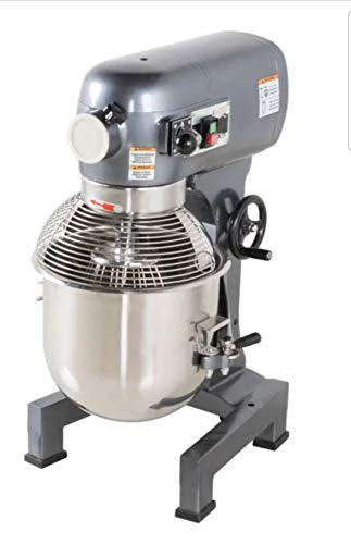 Avantco MX20 Gear Driven 20 Qt. Commercial Mixer w/ - 20 Quart Gear