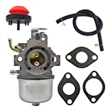 FitBest Carburetor Fits Toro CCR2000 CCR3000 Snow Blower 38180 38180C 38181 38185C 38186 Replaces 95-7935 81-4690 81-0420 Carb with Primer Bulb
