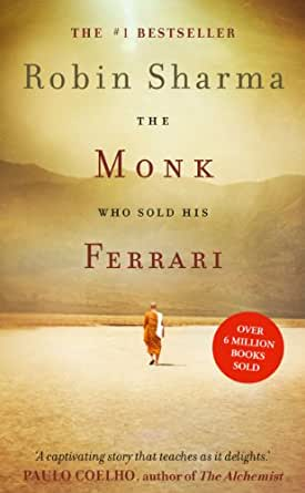 The Monk Who Sold His Ferrari Kindle Edition By Robin