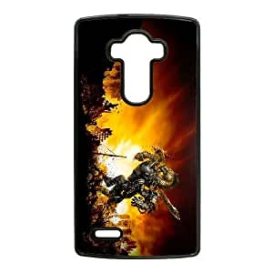 LG G4 Phone Case Black Darksiders ZJC759420