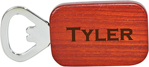 Personalized Rosewood Bottle Opener - GFT107