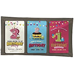 Nicely Wall Tapestries Birthday Party Invitation Card Template Tapestries Hippie 80W x 60L Inch