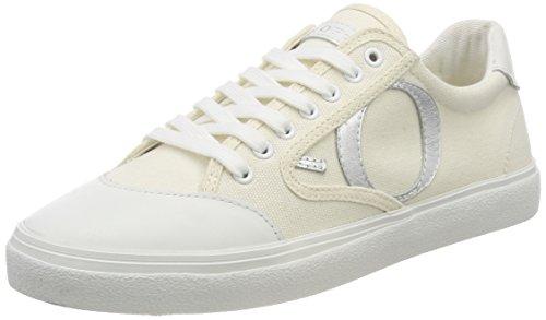 104 O'polo Bianco Donna Sneaker silver white 80214433501801 Marc 10R1w
