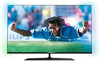 Philips Televisor Smart LED 4K Ultra HD ultraplano 42PUS7809 - Tv Led 42 42Pus7809 Ambilight Uhd 4K, 3D, Wi-Fi Y Smart Tv: Amazon.es: Electrónica