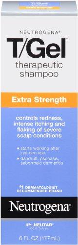 Extra Strength Treatment (Neutrogena Therapeutic Extra Strength Gel Shampoo, 6 Fluid)