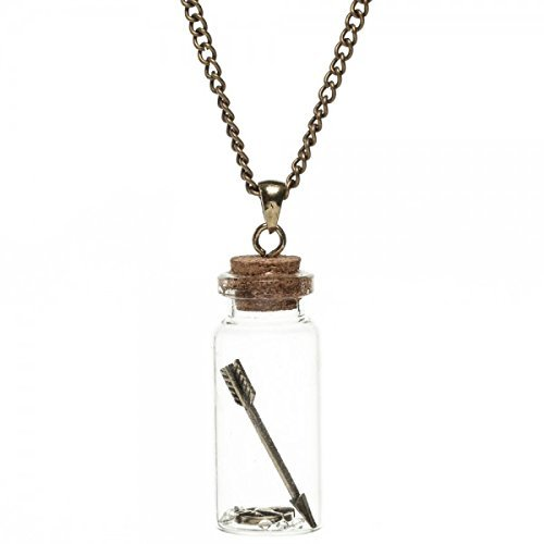The Hunger Games Charm Bottle Necklace (The Hunger Games Costumes)
