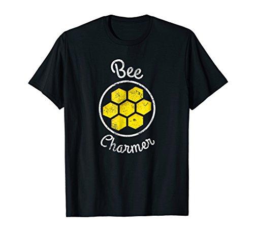 Beekeeper Gift Shirt, Bee Charmer T-Shirts