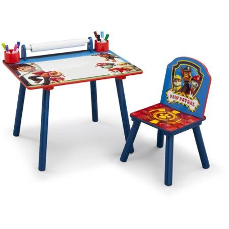 Cool Delta Children Nick Jr. PAW Patrol Art Desk by Delta
